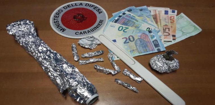 Materiale in sequestro Brolo (1)